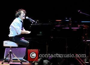 Jamie Cullum  performing at Massey Hall Toronto, Canada - 09.03.10