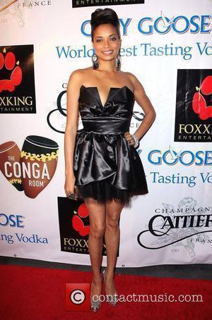 Rochelle Aytes FoxxKing Entertainment's Post Grammy Event Hosted By Jamie Foxx at The Conga Room at L.A. Live - Arrivals...