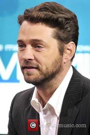 Jason Priestley  appears on The Marilyn Denis Show at CTV HQ.  Toronto, Canada - 14.01.11