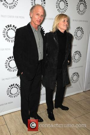 Ed Harris and guest The Premiere Of 'American Masters - Jeff Bridges: The Dude Abides' held at The Paley Center...