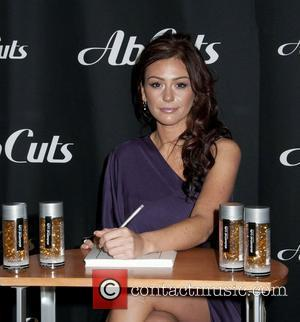 Jenni JWOWW Farley in store signing for Ab Cuts Natural Body Supplement by Revolution GNC. New York City, USA -...