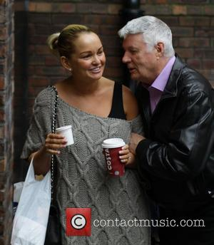 Jennifer Ellison with a fan Jennifer Ellison arriving at the the Liverpool Empire Theatre for the opening night of Calendar...