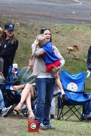 Jennifer Garner and The Game