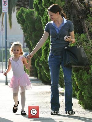 Jennifer Garner and Pink
