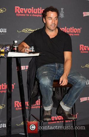 Jeremy Piven and Las Vegas