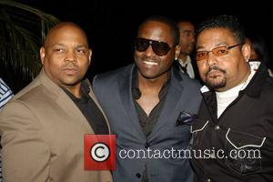 Johnny Gill and guests ASCAP, Eklektic, Jermaine Dupri and Ocean's 7 Present VMA's 2010 Weekend at Private Residence Los Angeles,...