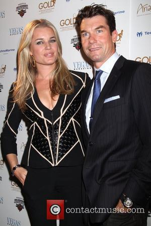 Rebecca Romijn, Celebration and Las Vegas