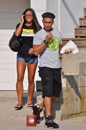 Sammi Giancola, Pauly Delvecchio The cast of Jersey Shore seen enjoying the rides and amusements on the Seaside Heights Boardwalk...