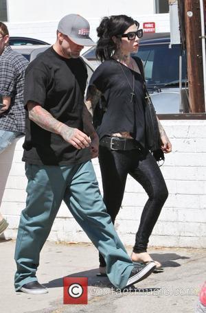 Kat Von D, Jesse James and Tattoo