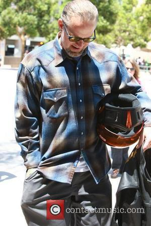 Jesse James outside the Orange County Superior Court for the final day of testimony in the ongoing custody battle with...