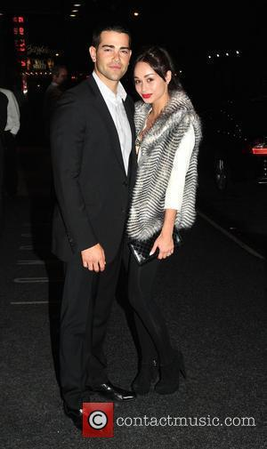 Jesse Metcalfe and Cara Santana outside their hotel New York City, USA - 01.10.10