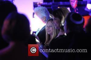 Barbra Streisand National Museum of American Jewish History opening Philadelphia, Pennsylvania - 13.11.10