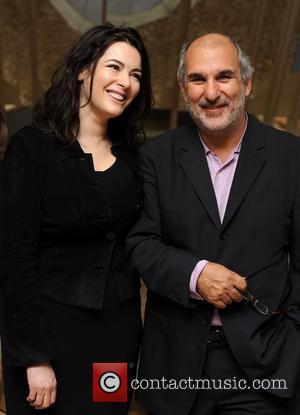 Nigella Lawson and Alan Yentob The Jewish Museum in Camden Town - press launch. London, England - 16.03.10