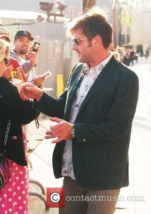 David Arquette and Jimmy Kimmel