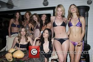 Models and Jodhi Meares