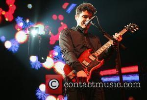 Singer John Mayer and John Mayer