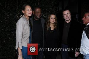 Kelly Preston, Forest Whitaker and John Travolta
