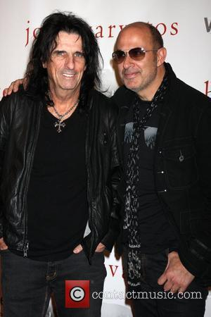 Alice Cooper & John Varvatos  John Varvatos' 52nd Annual Grammy Awards 'We're All Fans' party in West Hollywood -...