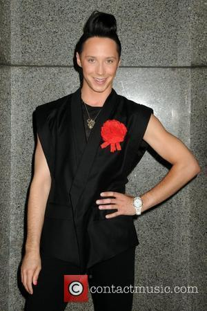 Johnny Weir is seen out and about in NYC. New York City, USA - 03.08.10