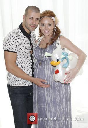 Natasha Hamilton and Husband Riad Erraji