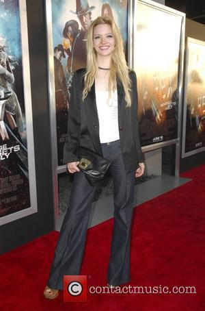 Talulah Riley World Premiere of 'Jonah Hex' held at ArcLight Cinerama Dome Los Angeles, California - 17.06.10