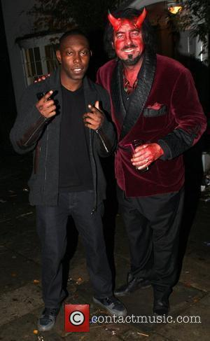 Dizzee Rascal and Jonathan Ross