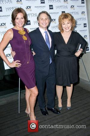 Jason Binn, Joy Behar and Paramount Pictures