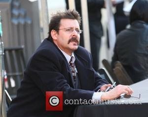Judd Nelson was spotted signing autographs for fans at the Grove in Hollywood, CA. Los Angeles, USA - 05.04.10