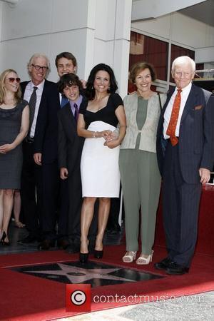Julia Louis-dreyfus and Family