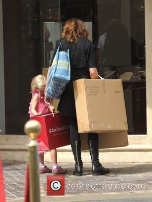 Julia Roberts and With Daughter Hazel