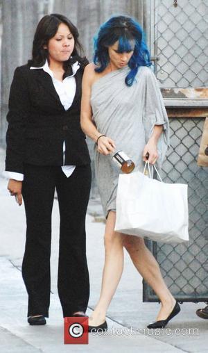 Juliette Lewis and Jimmy Kimmel
