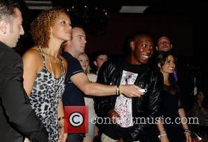 Angela Griffin, Dizzee Rascal and Wii
