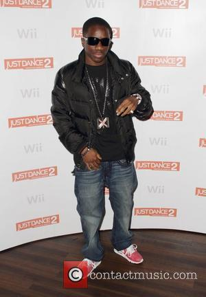 Tinchy Stryder and Wii