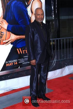 Actor James Pickens Jr. The premiere of 'Just Wright' held at the Ziegfeld Theater. New York City, USA - 04.05.10