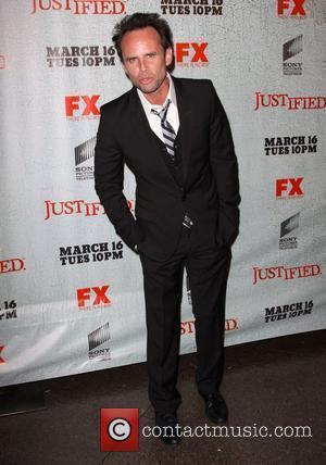 Walton Goggins FX's Justified - Los Angeles Premiere Screening Held At Directors Guild Theatre West Hollywood, California - 08.03.10