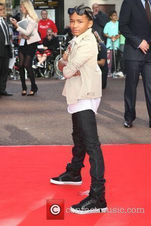 Jaden Smith UK film premiere of Karate Kid held at the Odeon cinema London, England - 15.07.10