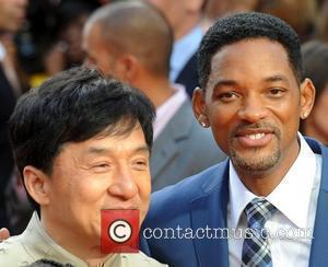 Jackie Chan and Will Smith