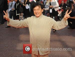 Jackie Chan  UK film premiere of Karate Kid held at the Odeon cinema London, England - 15.07.10
