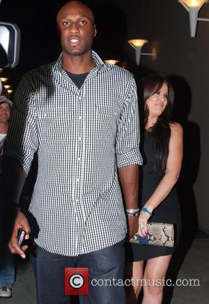 Khloe Kardashian and Husband Lamar Odom
