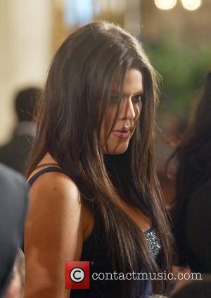 Khloe Kardashian and White House