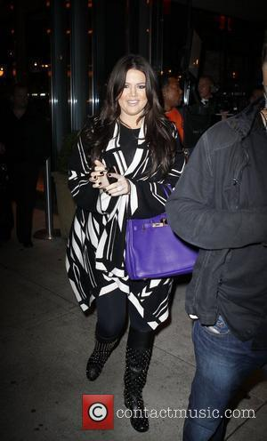 Khloe Kardashian arrives back at her hotel in Manhattan New York City, USA - 05.10.10