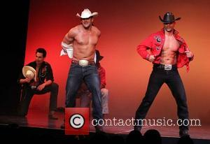 Chippendales, Karina Smirnoff, Dancing With The Stars and Las Vegas