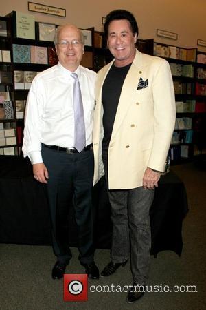 Karl Rove and Wayne Newton