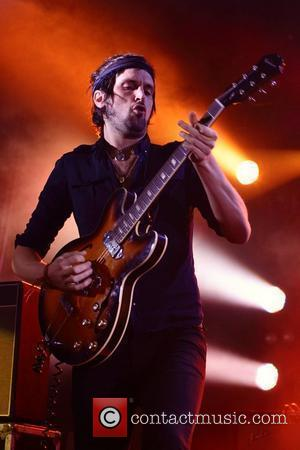 Kasabian perform at Thebarton Theatre as part of their Australian Tour 2010 Adelaide, Australia - 28.07.10