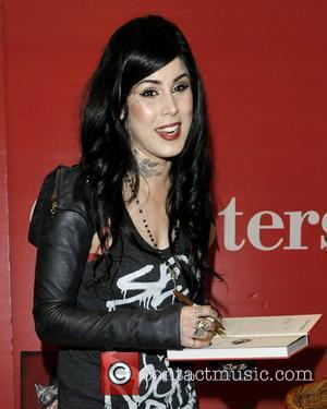 Kat Von D Loses Everything As House Burns To The Ground