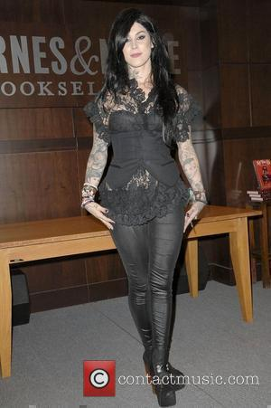 Kat Von D and Tattoo