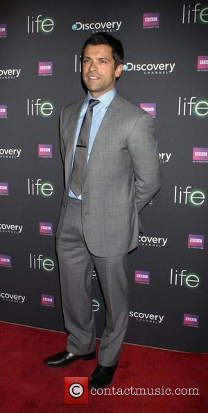 Mark Consuelos Premiere of Discovery Channel's 'Life' at Alice Tully Hall, Lincoln Center - Arrivals New York City, USA -...