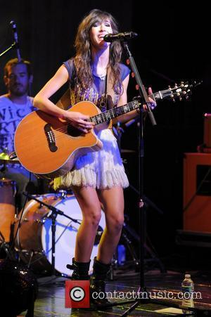 Kate Voegele  performs at Revolution Live Fort Lauderdale, Florida - 22.06.10