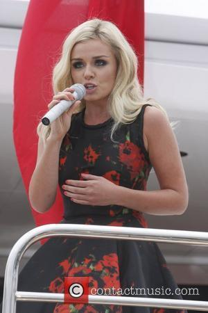 Katherine Jenkins and Psp