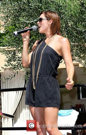 Katherine Mcphee and Las Vegas